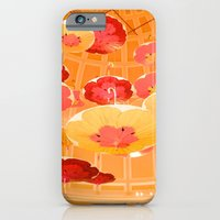 iPhone & iPod Case featuring Parasols by Sunshine Inspired Designs