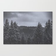 Deep Love Canvas Print
