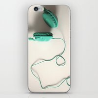 Music Is The Answer iPhone & iPod Skin