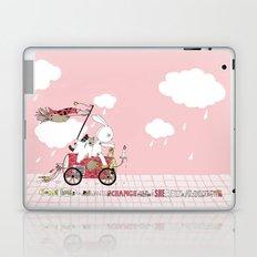 Runs away Laptop & iPad Skin