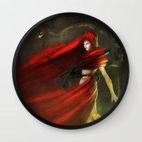 Melisandre Wall Clock