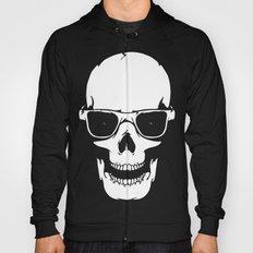 Skull in shades Hoody