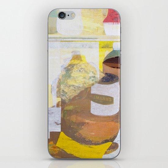 Starving Artist (J.K) iPhone & iPod Skin