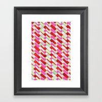 17 Framed Art Print