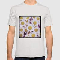 Mum Mens Fitted Tee Silver SMALL