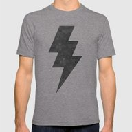 T-shirt featuring Lightning Strike by Vin Zzep