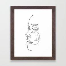 Artlessness V Framed Art Print