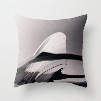 Paper Sculpture #2 Throw Pillow