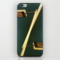 Consequential (35mm Mult… iPhone & iPod Skin