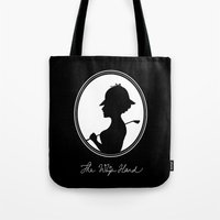 The Whip Hand Tote Bag