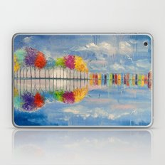 The sound of the guitar Laptop & iPad Skin