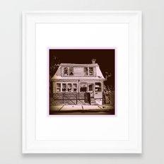 Travesuras Daycare  Framed Art Print