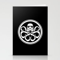 Hydra Trooper Stationery Cards