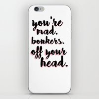 Bonkers iPhone & iPod Skin
