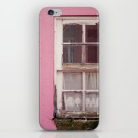 My lonely window iPhone & iPod Skin