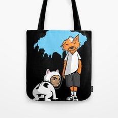 UnderDog Tote Bag