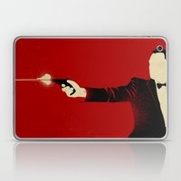 The Double Agent Laptop & iPad Skin