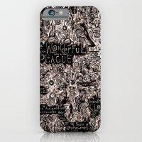 The Wonderful Plague iPhone 6 Slim Case