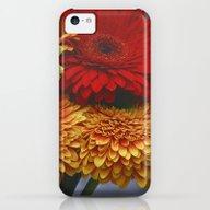 Colorful Germini iPhone 5c Slim Case