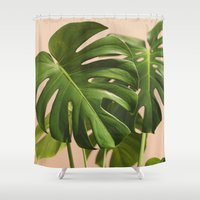 Verdure #2 Shower Curtain