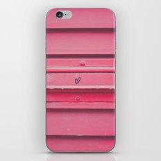 Celebrating LOVE! iPhone & iPod Skin