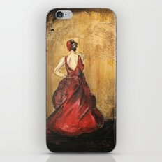 Spanish Dancer iPhone & iPod Skin