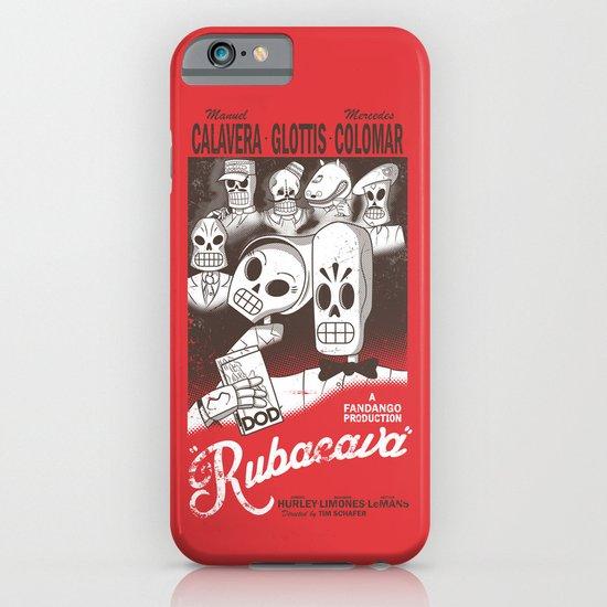 Rubacava iPhone & iPod Case
