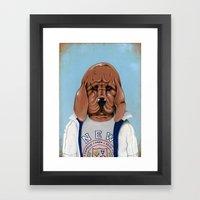 Daft Punk - Da Funk - Bi… Framed Art Print