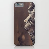Rustic Mountain iPhone 6 Slim Case