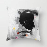 Composition 476 Throw Pillow