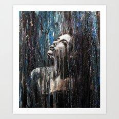 La Douleur Exquise. Art Print