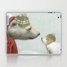 First Winter Laptop & iPad Skin