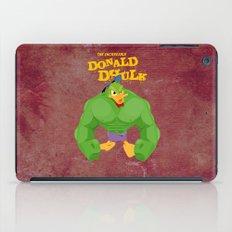 coupling up (accouplés) Donald Dhulk iPad Case