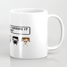 The IT Crowd Characters Mug