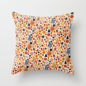 Sunday's Child Throw Pillow