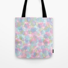 Pebbles Lavender Tote Bag