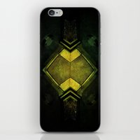 Watched iPhone & iPod Skin