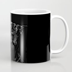 The Curious Expressions of Dogs Mug