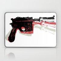 Blaster (Right) Laptop & iPad Skin