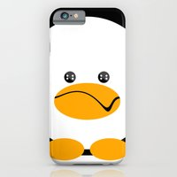 Chubby Penguin iPhone 6 Slim Case