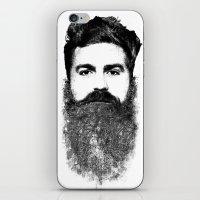 El Hipster iPhone & iPod Skin