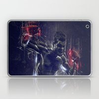 DARK BOXING Laptop & iPad Skin