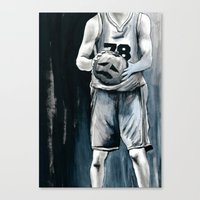 For The Win Canvas Print