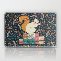 Merry Little Squirrel  Laptop & iPad Skin