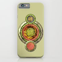 iPhone & iPod Case featuring Tris Food by romano