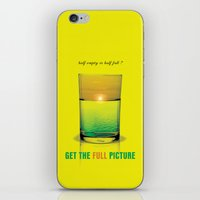 Get The Full Picture iPhone & iPod Skin
