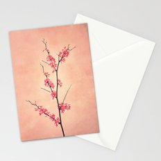 The Passion of Pink Stationery Cards