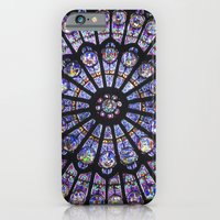 stained glass iPhone 6 Slim Case