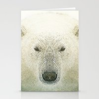 King of the north Stationery Cards