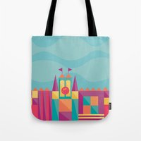 It's A Small World After… Tote Bag